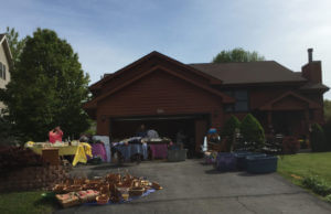 Candlewick Lake Garage Sale, May 18-19 @ Candlewick Lake