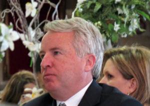 Illinois Gubernatorial Candidate Christopher Kennedy. Photo courtesy of Kennedy's website