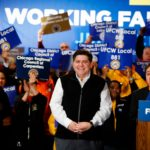 J.B. Pritzker receives endorsement from UFCW. Pritzker's Facebook Page