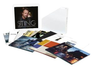 Sting complete studio collection released