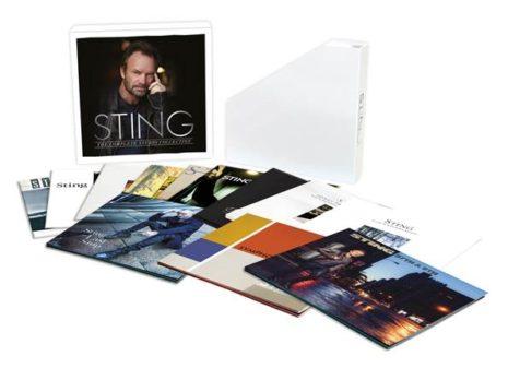 Sting, Photo courtesy of UMe Communications
