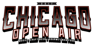 Chicago Open Air Logo 2017