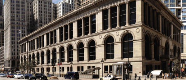 Chicago Cultural Center. Courtesy of the City of Chicago
