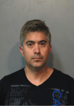 Motorist Jesus Solis charged in death of motorcycle driver in accident July 2, 2017 in Bridgeview. Photo courtesy of the Bridgeview Police Department