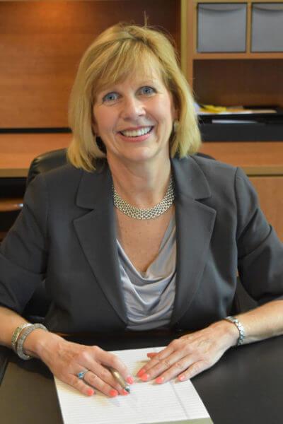 Candidate Carole Cheney