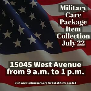 Orland Park Veterans Collection