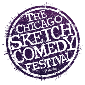 Chicago Sketch Comedy Logo