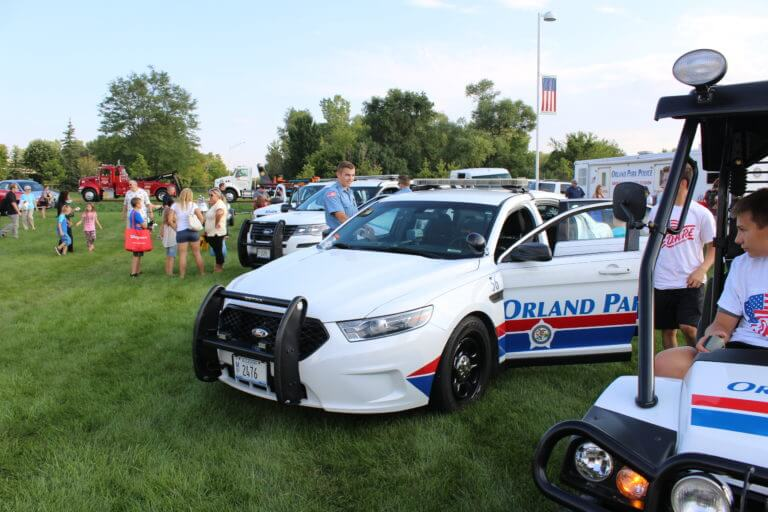 PHOTOS: Orland Park's National Night Out