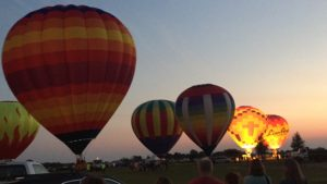 Quad Cities BalloonFest Sept. 27-29 @ East Moline, Illinois