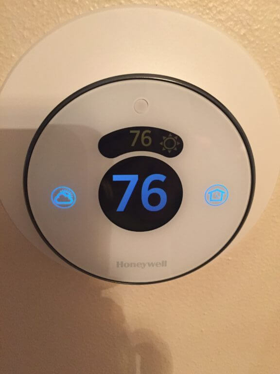 Honeywell's Lyric Round temperature control fails on all levels