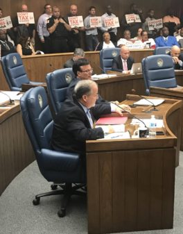 Commissioner Sean Morrison opposes new 2020 budget for Cook County