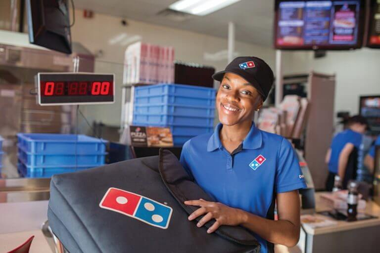 Domino's is looking to hire 2,000 new employees across 113 franchise-owned locations across Chicagoland. All of the new positions offered are for delivery drivers, pizza makers, customer service