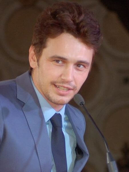 James Franco. Photo courtesy of Wikipedia
