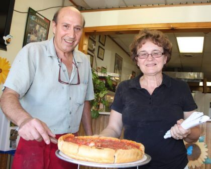 Southwest side pizzeria, a favorite for 20 years