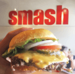 Smashburger from Smashburger's Facebook Page. The best hamburger in Chicagoland
