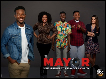 "New TV Sitcom ""The Mayor"" gives politics a funny edge"