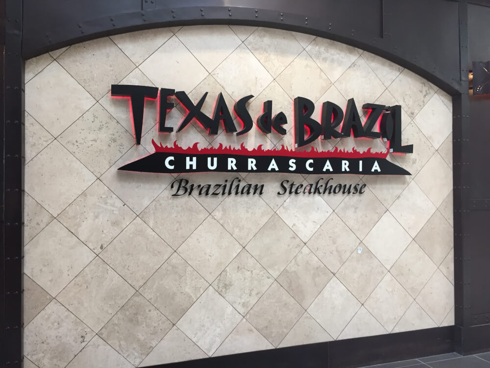 Texas de Brazil rest Woodfield Mall