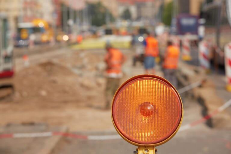 La Grange focuses on infrastructure