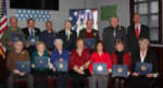 """""""Congressman Dan Lipinski (IL-3) is joined by the 2017 Senior Citizens of the Year at Prime Time Restaurant in Hickory Hills."""""""
