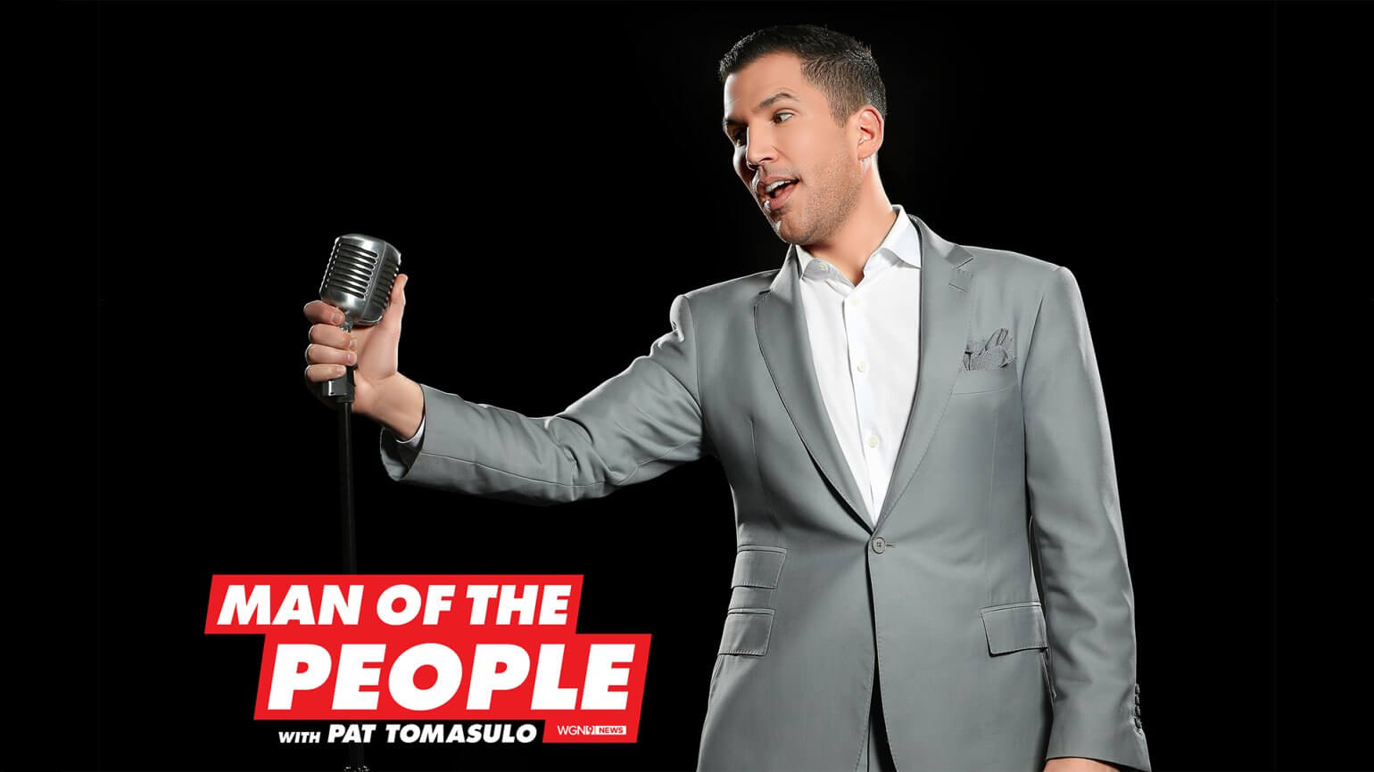 Tomasulo's Man of the People offers refreshing chuckles in mad, mad, mad, mad world.