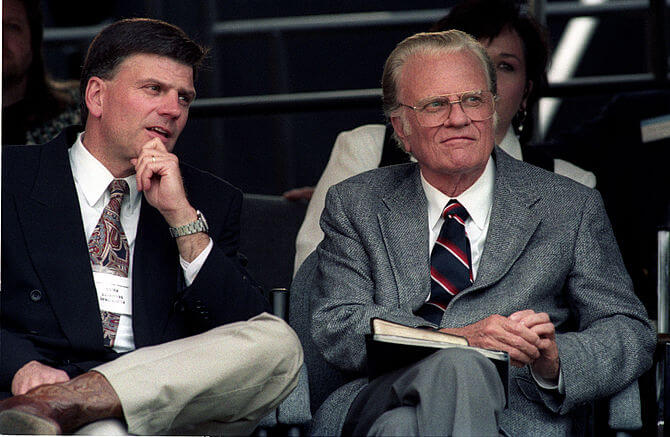Remembering Billy Graham and Christian Arabs