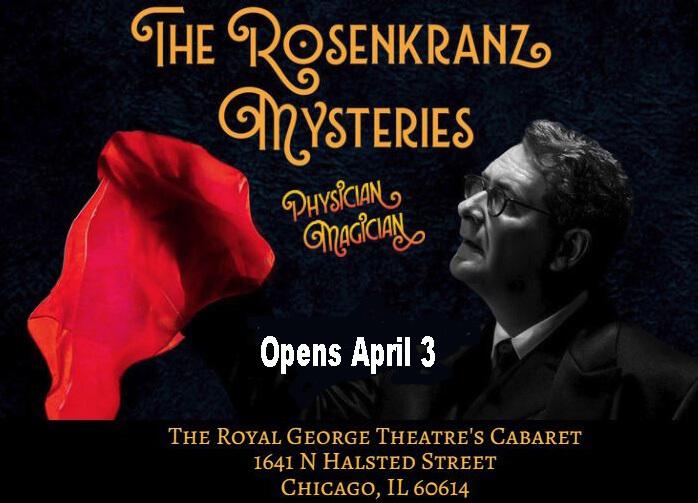 Rosenkranz Physician Magician