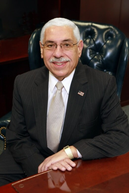 Cook County Commissioner Joe Berrios
