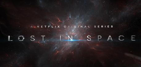 Poster from the 2018 Netflix series remake of Lost in Space, courtesy of Wikipedia
