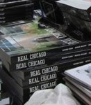 Real Chicago, one of thousands of books available at the annual Printer's Row Book Fair. Courtesy of Printer's Row Book Fair