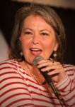 Actress and sitcom comedian Roseanne Barr. Photo courtesy of Wikipedia