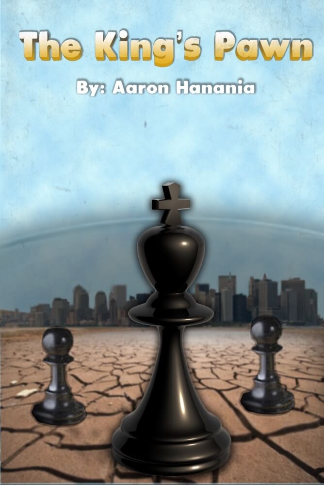 The King's Pawn mystery novel by Aaron Hanania
