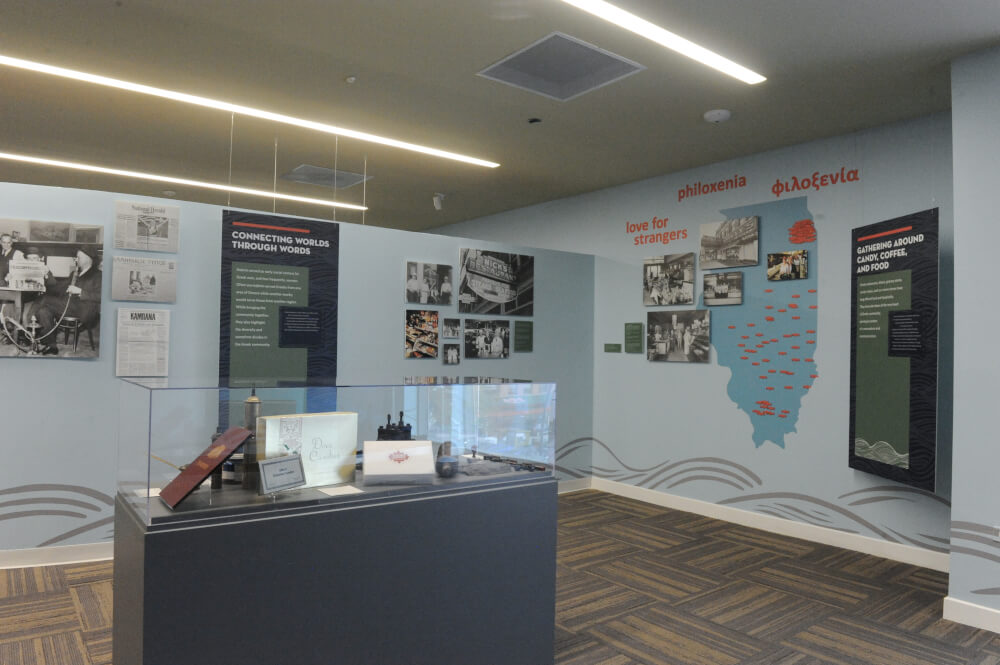 National Hellenic Museum opens exhibit on refugees