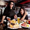 KISS frontmen Gene Simmons (left) and Paul Stanley are official spokesmen for Rock & Brews, which has signed to open a new establishment in Oak Lawn. Supplied photo