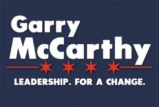 Garry McCarthy for Chicago Mayor 2019