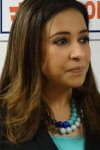 Republican Candidate for Illinois Attorney General Erika Harold.