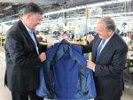 Morrison helps save Des Plaines based clothing store