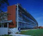 Harper College campus center.
