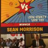 Positive issues mailer from Cook County Commissioner Sean Morrison mailer Sept. 11, 2018