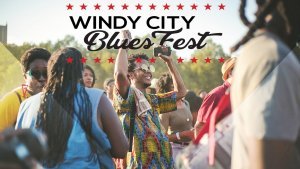 Lyons to host WindyCity BluesFest Sep. 22-23 @ Cermak Park in Lyons along Ogden Avenue