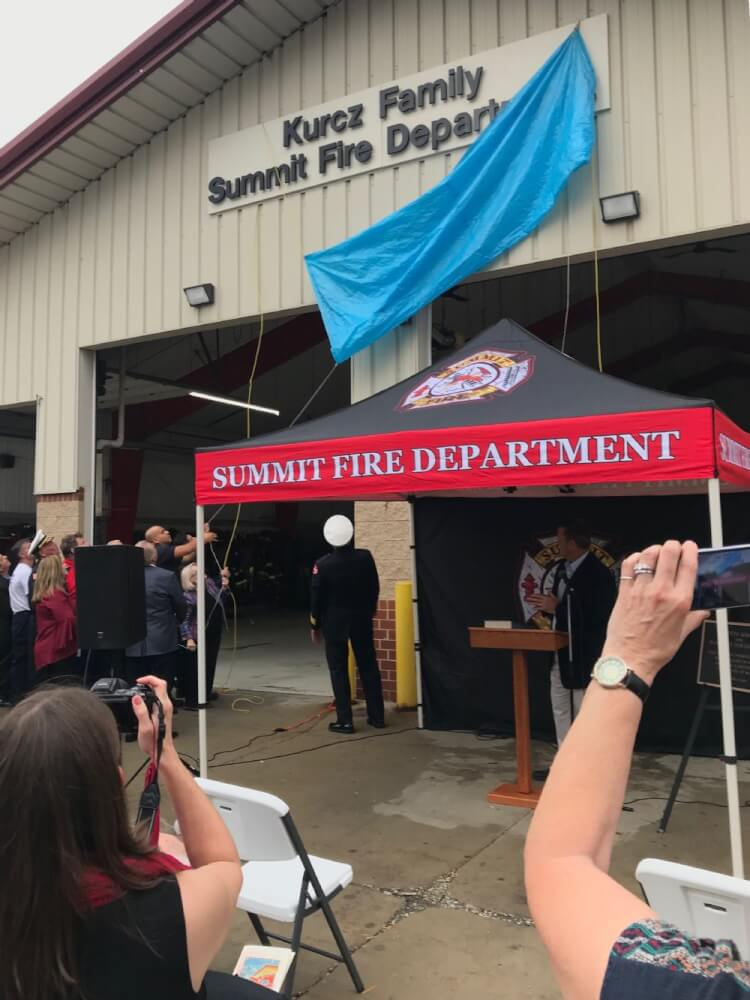 Summit honors Kurcz