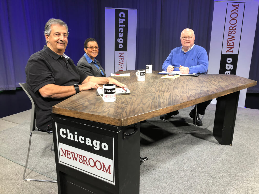 Video: Chicago Newsroom on CAN TV analyzes elections