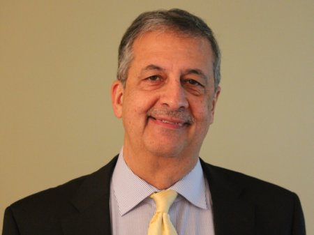 Opinion columnist راى حنانيا. Ray Hanania headshot