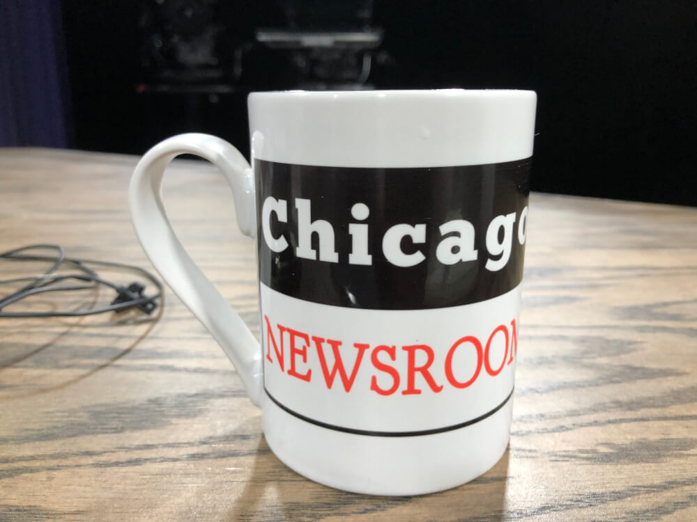 CAN TV Chicago Newsroom with host Ken Davis broadcast on Thursday evenings on Channel 27 TV