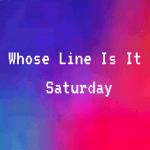 Logan Square Improv Whose Line is it