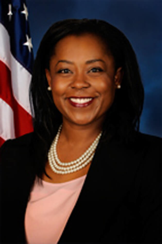 State Rep. Sonya Harper, D-Chicago