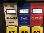 Lowest gasoline prices in years. Photo courtesy of Ray Hanania