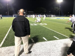 Weinberg resigns as Lyons coach