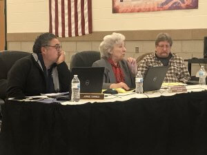 Lyons SD 103 board fires teacher