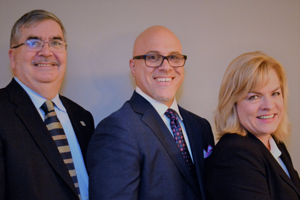 Orland Park Trustee Candidates Billy Healy, Michael Milani, and Cindy Katsenes