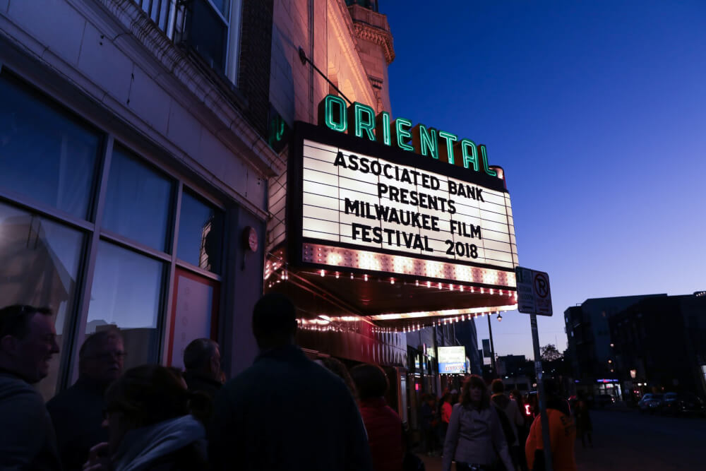 Submission being accepted for 2019 Milwaukee Film Festival